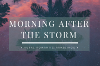 The morning after the STorm