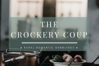 The Crockery Coup - flash ficiton by Mel A ROWE
