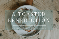 A toasted Benediction, a short story by Mel A ROWE