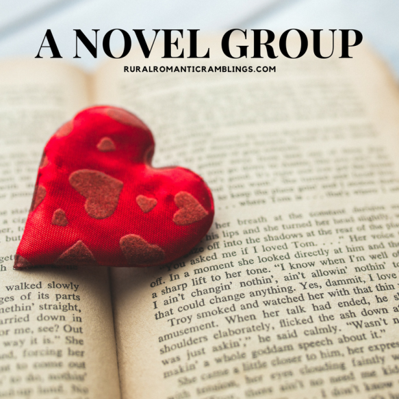 A Novel Group - RuralRomanticRamblings.com